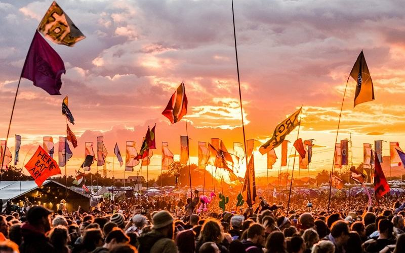 The Glastonbury Festival has been canceled